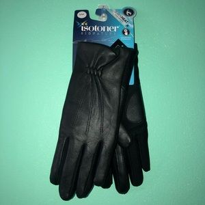 Women's Black Gloves